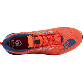 The North Face Ultra MT II Shoes Men Scarlet Ibis/Shady Blue